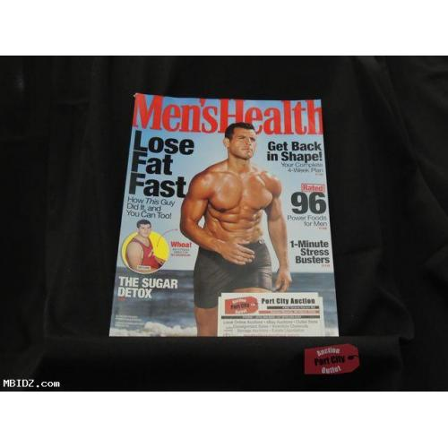 Men's Health Magazine - January / February 2017