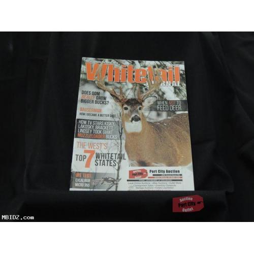 Whitetail Journal Magazine - February 2017