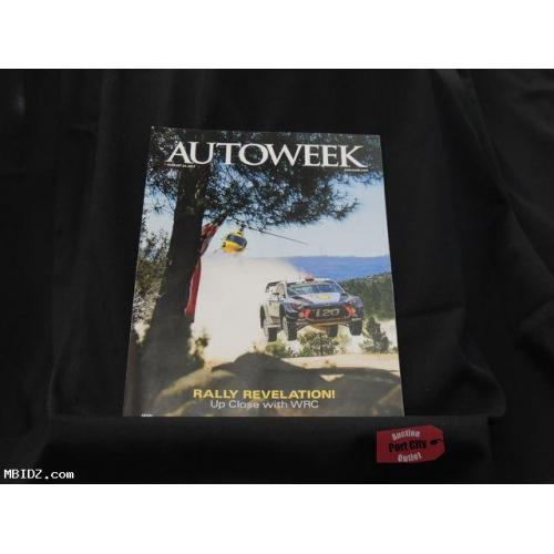Autoweek Magazine - August 21, 2017