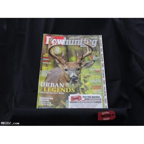 Bow Hunting World Magazine - September / October 2017