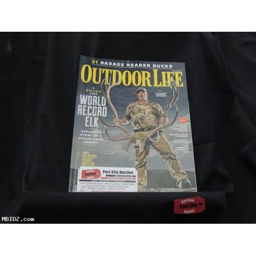 Outdoor Life Magazine - September 2017