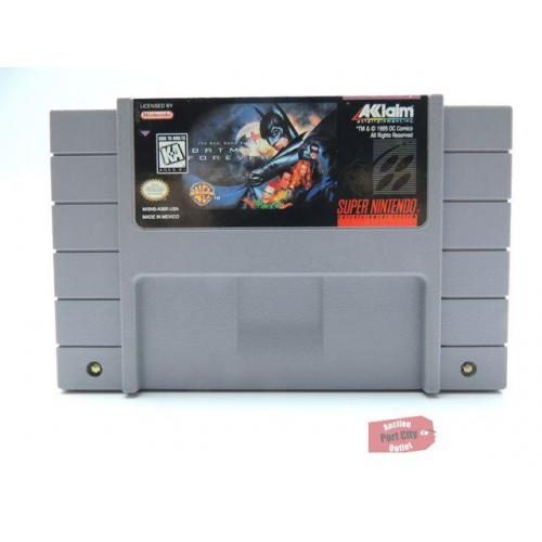 Batman Forever - (SNES Super Nintendo Game) USED