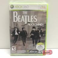 Rock Band: The Beatles - Xbox 360 Game Only - New & Sealed