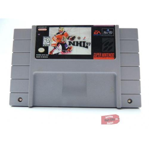 NHL '97 - (SNES Super Nintendo Game) USED