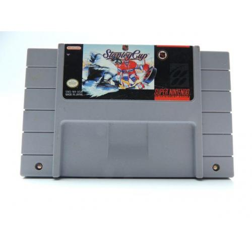 NHL Stanley Cup - (SNES Super Nintendo Game) USED