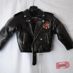 Born To Ride by Harley-Davidson Child's Biker Style Jacket