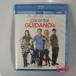 Parental Guidance Blu-Ray + DVD + Digital Copy NEW