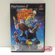 Disney's Chicken Little: Ace in Action (Sony PlayStation 2, 2006)