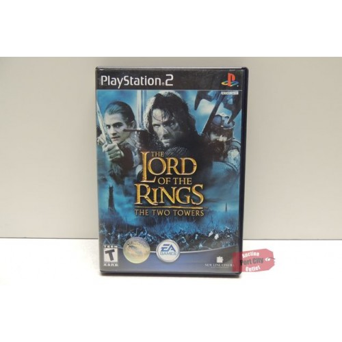 The Lord of the Rings: The Two Towers (Playstation 2, 2002)