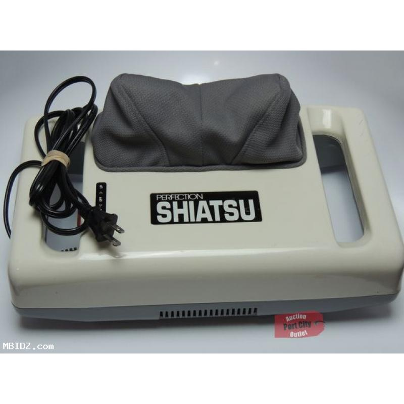 Perfection Shiatsu Massager
