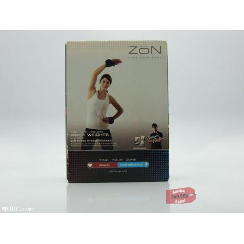 ZoN Thumblock Wrist Weights - NEW IN BOX