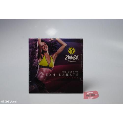ZUMBA Fitness - Best of Exhilarate Soundtrack 2 CD Set NEW