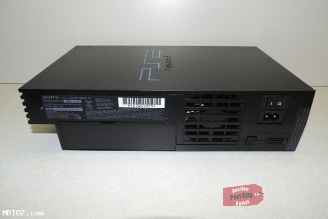 Ps2 Scph 30001: Sony PlayStation 2 Console With Original Box SCPH-30001R